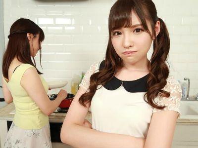 【VR】カノジョの妹が、2人きりになった途端超甘えん坊に大変身!