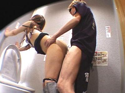 有名居酒屋 「W」 トイレ内泥酔女レイプ 酔っ払って身動きできない女性客を犯す