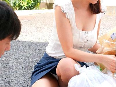 無防備な人妻 松下紗栄子