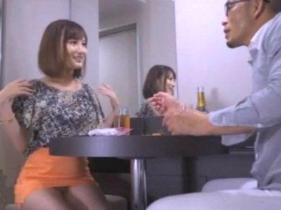 【素人ナンパ】都内を離れて横浜方面でミニスカお姉さんをナンパして即ハメしちゃいました
