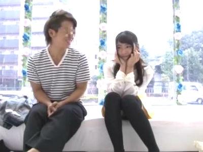 日本で一番エロい車と言えば? その中で大学生の友達同士が男女の友情かセックスか検証してみました!咲坂花恋
